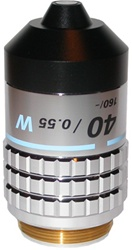 NIKON 40X WATER IMMERSION OBJECTIVE