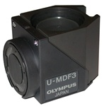 OLYMPUS U-MDF3 REFLECTED LIGHT DARKFIELD MIRROR CUBE