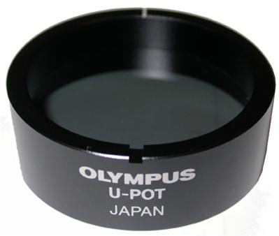 Olympus U Pot Polarizer