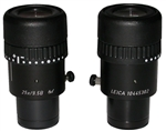 leica 25x stereo microscope eyepieces