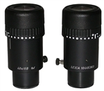 leica 40x stereo microscope eyepieces