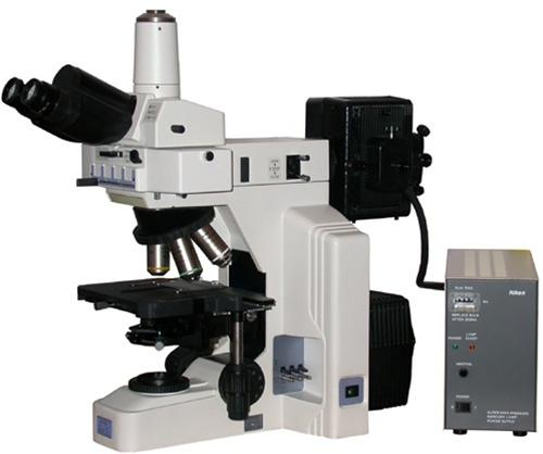 Nikon Eclipse E600 Fluorescence Microscope Uv Dapi Fitc