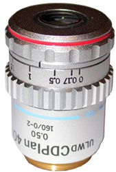 olympus ulwd 40x phase contrast objective