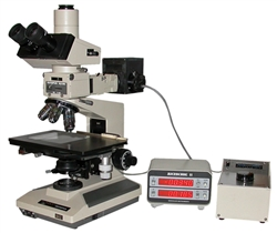 OLYMPUS INSPECTION READOUT MICROSCOPE
