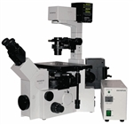olympus ix70 inverted fluorescence microscope