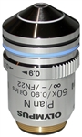 olympus pln 50x oil immersion objective lens