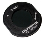 olympus u-ant analyzer for transmitted light