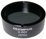 olympus u-pot polarizer for transmitted light