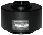 olympus 0.5x c-mount camera adapter