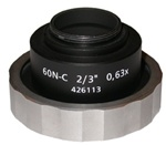 ZEISS 0.63X C-MOUNT CATALOG NUMBER 426113