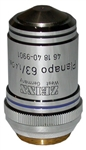 ZEISS 160 TUBE LENGTH PLANAPO 63X OBJECTIVE